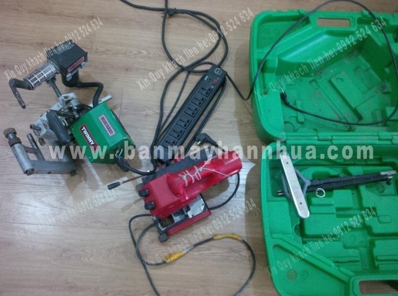 sửa chữa máy hàn bạt nhựa leister